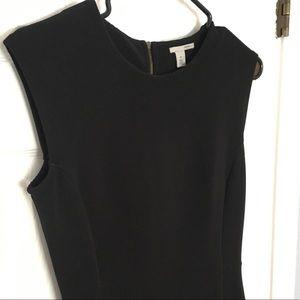 Fit&Flare Black Dress